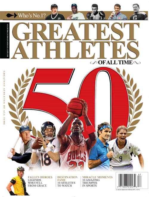 50 Greatest Athletes